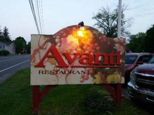 Avanti restaurant connecticut