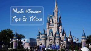 magic kingdom tricks