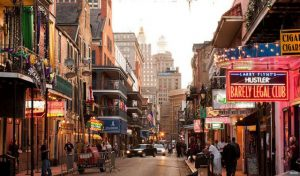 French Quarter Vacation